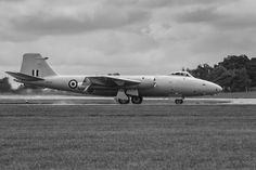 https://flic.kr/p/rwYDDj   Canberra XH134   In 1951 The RAF's first jet powered bomber, the canberra, entered service with the royal air force. it was unarmed and relied on highspeed to escape enemy fighters.   The 'English Electric' Canberra was sold to air forces all over the world and a total 1,347 were built. During its first ten years of service with the RAF, the Canberra broke nineteen flight records and three altitude records including winning the London to New Zealand Air Race in…