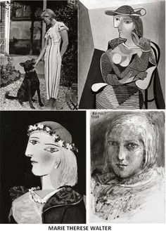 marie therese walter by pablo picasso | sab, 29/10/2011 - 14:34 — Fuhgeddaboudit™