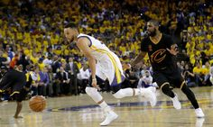 Sloppiness of Curry and Warriors could give Cavaliers a sliver of hope = The Golden State Warriors have mostly dominated the Cleveland Cavaliers in the NBA Finals. They're up two games to none, winning the first two contests by 22 and 19 points respectively. The series is.....