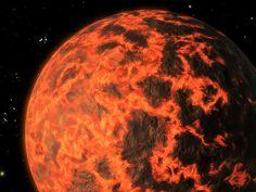 "New Planet Found: Molten ""mars"" Is ""right Around The Corner"""