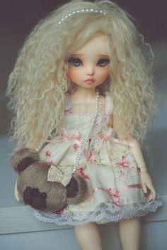 (L e n t i l) Tags: luna custom fairyland littlefee viridianhouse