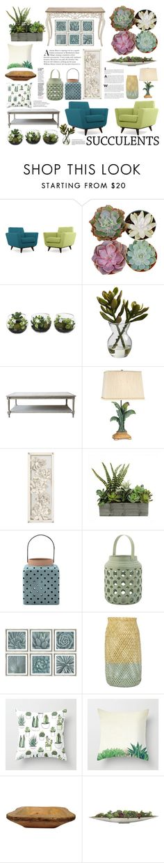 """""""Senza titolo #5411"""" by waikiki24 ❤ liked on Polyvore featuring interior, interiors, interior design, home, home decor, interior decorating, Nearly Natural, Odelia, Pacific Coast and Bloomingville"""