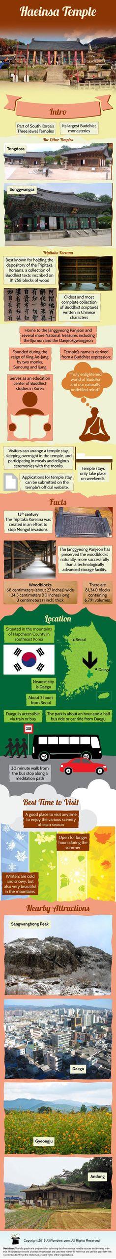 Haeinsa Temple, South Korea