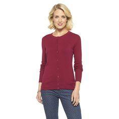 Favorite Long Sleeve Crew Neck Cardigan Sweater