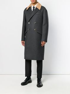 Valentino double breasted coat