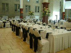 Tuscan Head Table