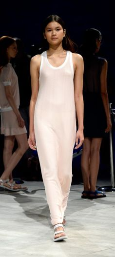 Mercedes-Benz Fashion Week charlotte ronson spring 2015