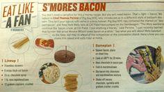 S'mores Bacon
