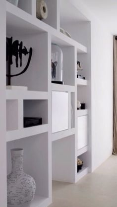 Living Room / Built-ins - Home Page House Design, House, Shelves, Interior, Home, House Styles, House Interior, Home Deco, Shelving
