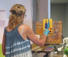 Paint Out at Morada Way Arts District in Islamorada hosts 25 plein air artists mid-January
