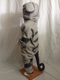 Custom Gruff Neverbeast Costume by rcdboutique