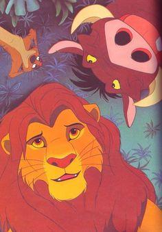 Simba Disney, Art Disney, Disney Lion King, Disney And Dreamworks, Disney Magic, Disney Movies, Disney Pixar, Disney Ideas, Pixar Movies