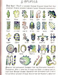 Codex Seraphinianus ! Hermoso libro !