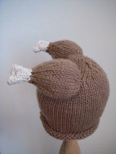 LOL - turkey hat