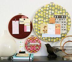 Stylish way to stay organized