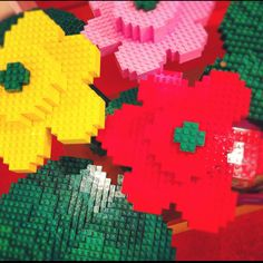 Lego flowers..a new variety!