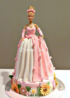 Princess / Barbie Cake
