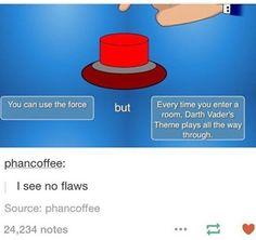 Nope, no flaws.