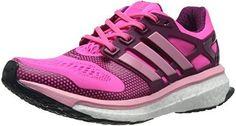 NEW ADIDAS ENERGY BOOST 2 ESM Running Pink Womens 7 (6Y) $130 NIB #adidas #Running