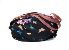 Bag pieghevole giramondo di Marakita su DaWanda.com