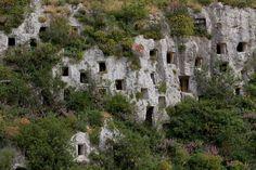 Pantalica: il regno di Hyblon nel cuore degli Iblei