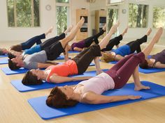 The High 5 Benefits of Pilates