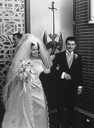 Annette Funicello (Mousketeer and actress) and Jack Gilardi, were married 1965-1981.  In 1968 she married California harness racing horse breeder/trainer Glen Holt.