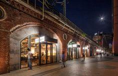 MIKAN converts historic tokyo railway station for mAAch ecute - designboom | architecture
