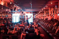 Get In Shape With These Alternatives For People Who Hate The Gym. #4 Barry's Bootcamp