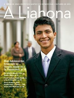 Liahona Portuguese /Português October 2013- Free PDF download