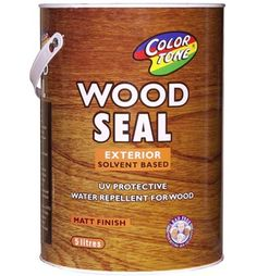Colortone Woodseal is a solvent based exterior UV protective water repellent finish for wood. Colortone Wood seal is available in clear, dark oak, mahogany, merranti and teak. Teak, Exterior, It Is Finished, Wood, Water, Products, Gripe Water, Woodwind Instrument, Timber Wood