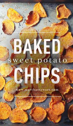 Baked Sweet Potato Chips | Martha Stewart Living - A mandoline or a hand-held slicer will quickly turn out thin, even slices of sweet potato, although a sharp knife and a steady hand will also work fine.
