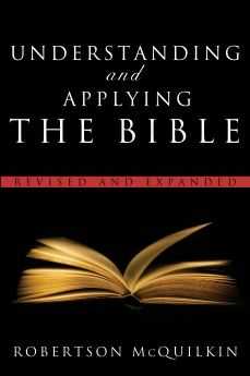 An accessible yet thorough resource for understanding, teaching, and applying the Bible.