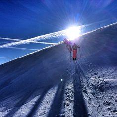 ski touring in #Nationalpark Hohe Tauern, Instagram photo by @sigiski (Sigi Rumpfhuber) | Iconosquare