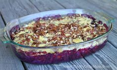 Blueberry Pineapple Crunch Cake 9