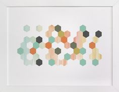 Apertures No. 2 by Genna Cowsert at minted.com