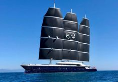 SuperYachts and Yacht Owners Luxury Sailing Yachts, Luxury Boats, Wooden Boat Kits, Boat Design, Small Boats, Motor Boats, Boat Plans, Tall Ships, Boat Building
