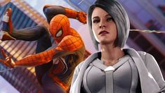 Marvel's Silver Sable Explained: The Spider-Man Merc's Comics History - IGN Spider Man Ps4 Game, Black Silver, Marvel Comics, Spiderman, Superhero, History, Movies, Gaming, News