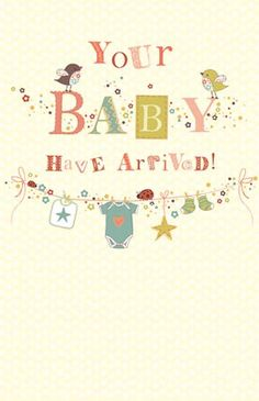 www.sagreetings.c... CARLTON CARDS -#baby