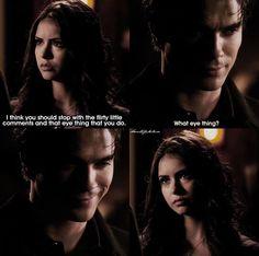 The Vampire Diaries: Damon & Elena