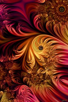 Holding Each Other by flickr user grietje_haitsma | #fractal #smeet