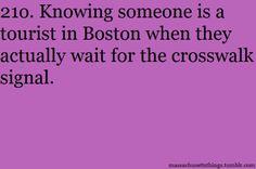 Don't you just love Massachusetts?