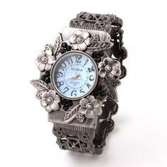 vintage hollow out bracelet watch women dress watches full steel analog quartz watch women hour clock reloj mujer montre femme
