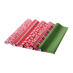 IKEA - VINTERMYS, Gift wrap, roll $1.99