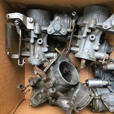 German carbs arriving for restoration. We will make you new again. - #LaneRussellVW #VintageVW #Volkswagen #aircooled #aircooledvw #german #vw #vws #vdub #vdubs #bug #beetle #thesamba #vwbus #vwallday #vwdaily #vwlife #vwlove
