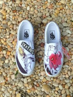 Flashback with The Used. In Love and Death inspired customs.
