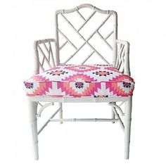 Palm Beach Bamboo Arm Chair from Katie Kime™