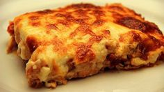 Recipes With Chicken Potatoes And Cheddar : Baked Chicken and Potatoes with Bechamel Sauce Recipe - Recipes With Chicken Potatoes And Cheddar Video Recipes With Chicken Potatoes And Cheddar In this video we will show you how to make baked mozzarella Chicken Potato Bake, Chicken Potatoes, Baked Chicken Recipes, Baked Potatoes, Potato Lasagna, Potato Sauce, Sliced Potatoes, Turkish Recipes, Greek Recipes