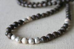 108bead mala layered bracelet or necklace by kisii on Etsy