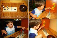 Activitati educative de la suflet la suflet: Dezvoltarea motricitatii fine pentru varsta 1 - 2 ani - idei de jocuri si activitati